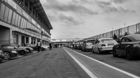 Motorsport Arena Oschersleben Boxengasse