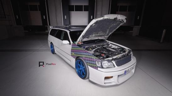 Nissan Stagea RS260 Autech