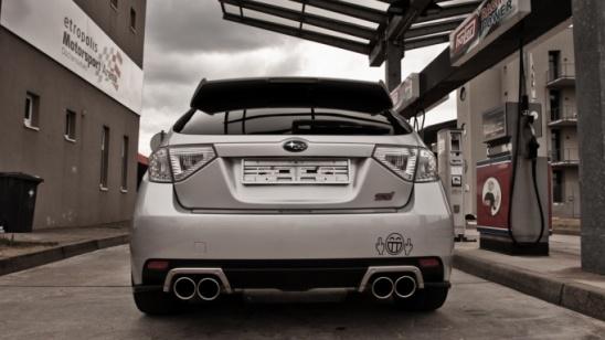 Subaru Impreza WRX STI Hatchback aus Zürich