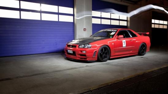Nissan Skyline R34 GT-R VSpec