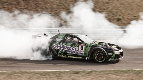 Drift Charged Import Racing