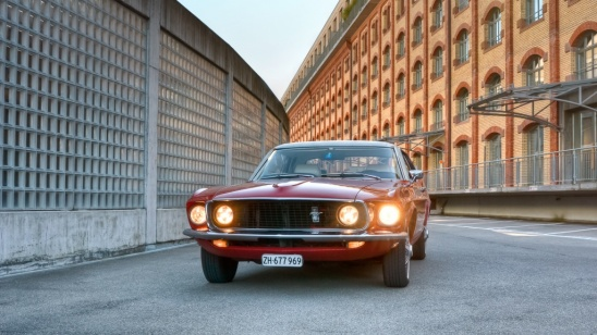 Ford Mustang \'69