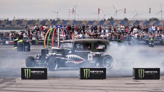 Hot Rod V8 - Patrick Becker