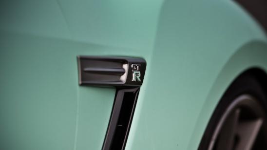 J.P. Kraemer Nissan GT-R