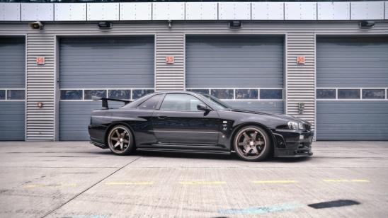 Nissan Skyline R34 GT-R V-Spec Nismo Omori Factory S1