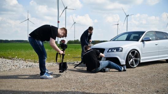 Audi RS3 - Hinter den Kulissen
