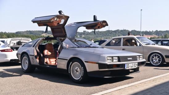 Überfest 2014 - DeLorean