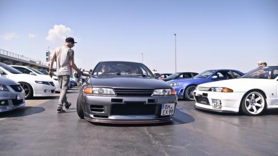 Überfest 2014 - Nissan Skyline R32