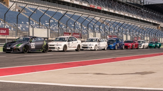 Time Attack Masters