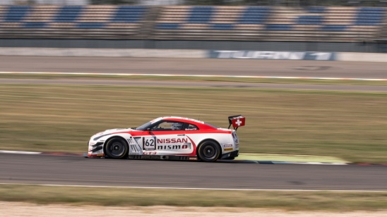 Time Attack Masters Nissan GT-R GT3 - Eventcenter Seelisberg