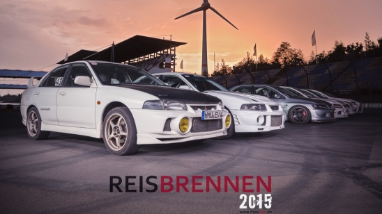 Reisbrennen 2015 - EVOlution 2.0 Sunset